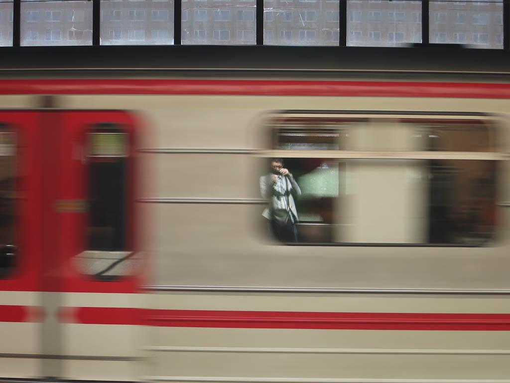 Hurka metro prague